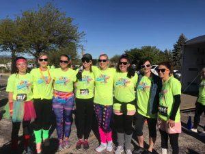 Fun Run 5K group