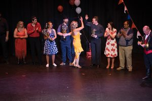 Winners of Danceing with Community Stars
